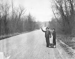 hitchhiking 1