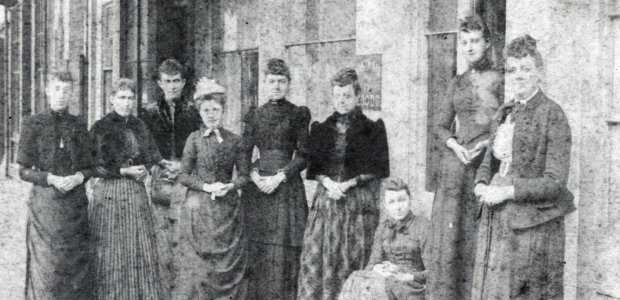 petticoat row